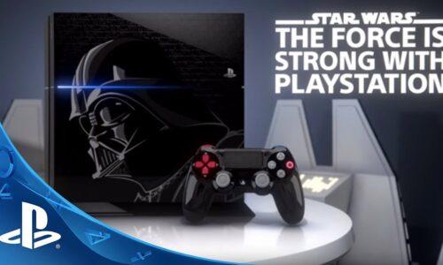 Darth Vader'lı PS4'ün Fiyatı Belli Oldu!