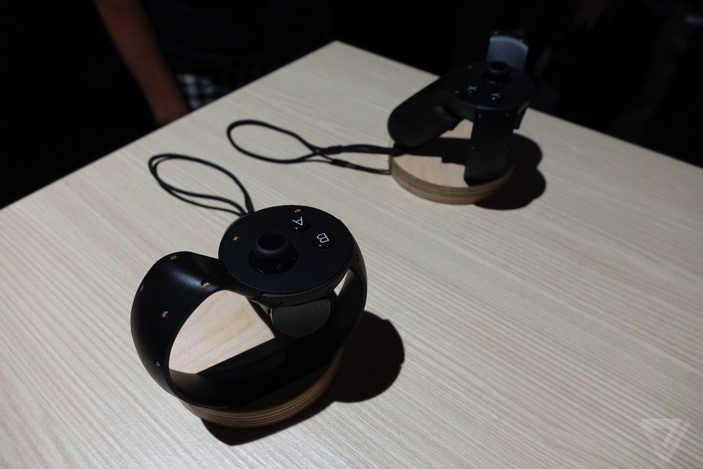 Oculus Touch hareket kumandasının çıkışı 2016'nın ikinci yarısına kaldı