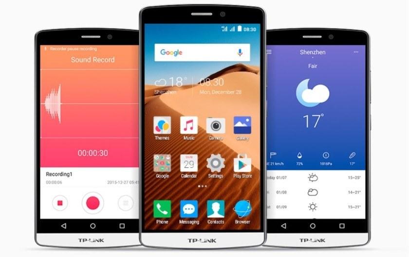 TP-Link Neffos C5, C5L ve C5 Max Android telefonları duyuruldu