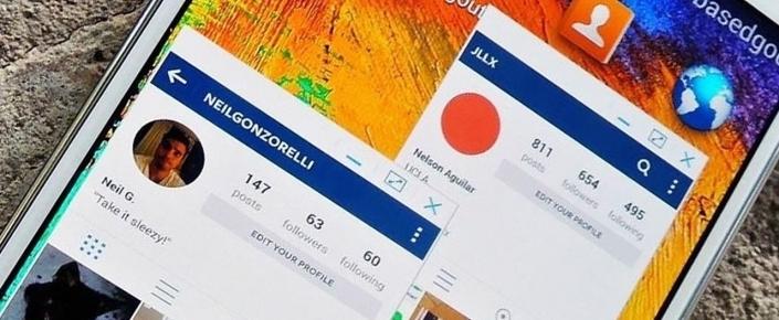 Instagram'da Artık Birden Fazla Profil Kullanabilirisiniz