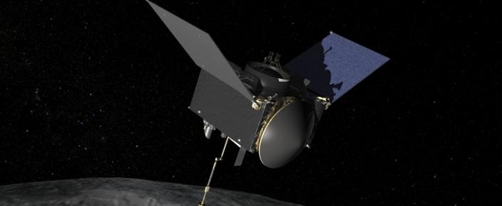 NASA, Onlara Gönderilen Resimleri Bir Asteroide Bırakacak