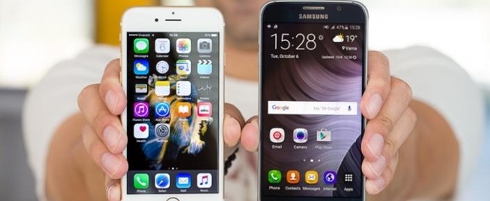 Samsung ve Apple El Ele Amerika Piyasasını Silip Süpürdü!