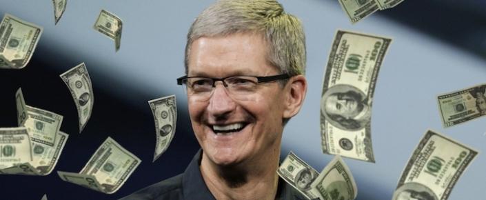 Apple: Silikon Vadisinin Toplam Kazancının Yarısını Aldı!