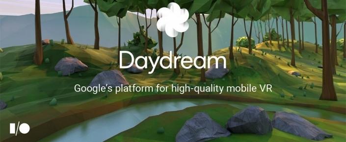Google'ın Android N ile Gelen Sanal Gerçeklik Ortamı: Daydream