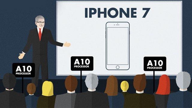 iPhone 7'de En Etkili İşlemci Bulunacak!