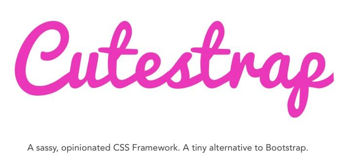 cuteStrap ile Etkili CSS Framework Deneyimi!