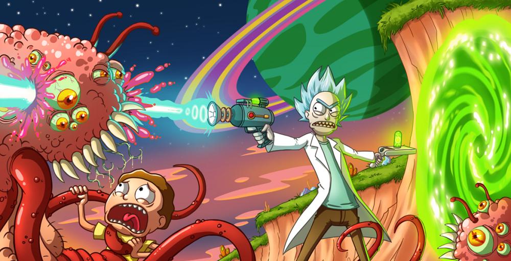 Rick and Morty 5. Sezon Tarihi Ve İlk Fragmanı Yayınlandı
