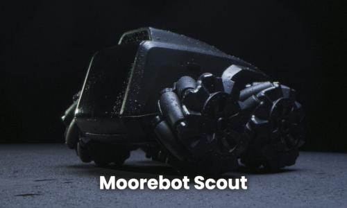 Scout, Evinizde Devriye Gezen Akıllı Robot