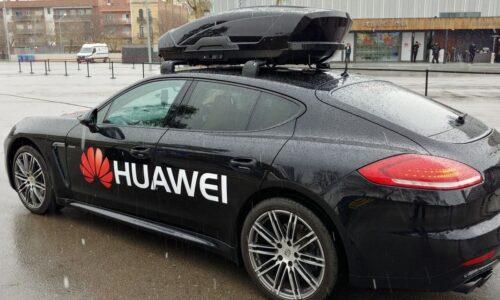 1 Milyar Dolar Yatırımla Huawei Elektrikli Araba İşine Girdiğini Duyurdu!