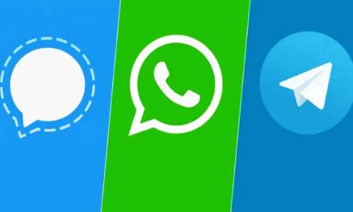 WhatsApp'ın Rakipleri Gümbür Gümbür Geliyor WhatsApp Tehlikede!