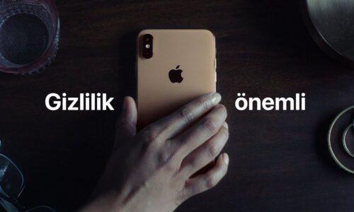 Apple'dan Yeni Gizlilik Bildirimi Adımı!