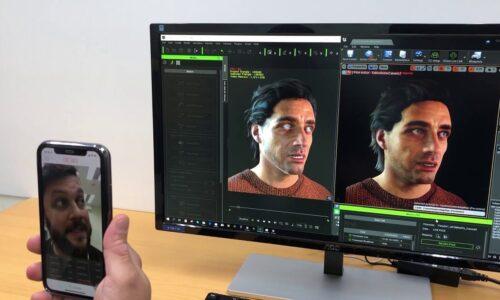 Live Link Face Gerçek Zamanlı Yüz Animasyonu iPhone'larda Nasıl Kullanılır?