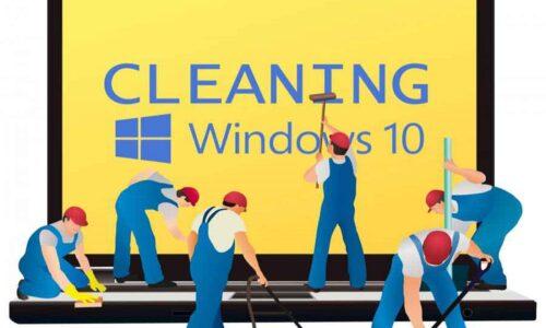 Windows 10 Gereksiz Dosyalar Nasıl Silinir?