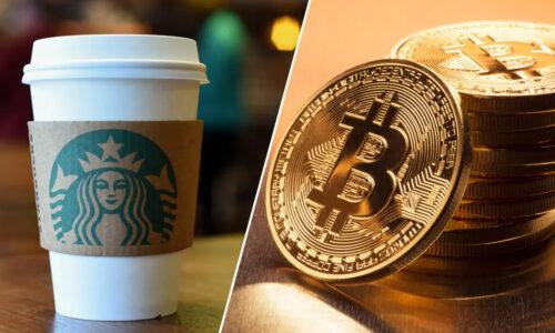 Starbucks'ın Elektriğini Bitcoin Madenciliği İçin Kullandı!