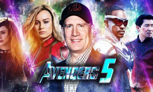 Avengers'ın 5. Filmi İçin Beklememiz Gerekecek