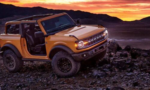 Ford Bronco Raptor Onaylandı!