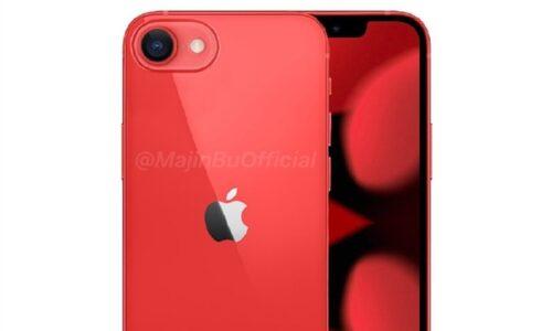 iPhone SE 3'ün Tasarımı Ortaya Çıktı!